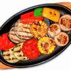 Фото к позиции меню Жареные на гриле овощи