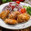 Фото к позиции меню Цыпленок на углях