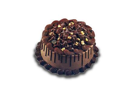 Торт-мороженое Брауни банч