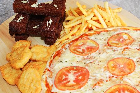 Набор номер Четыре с пиццей
