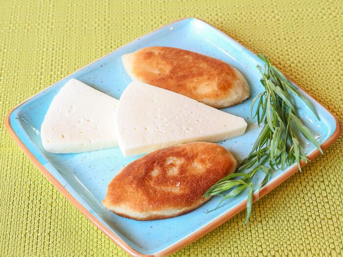 Мчади с сыром