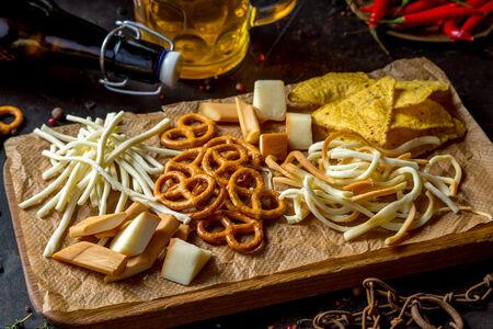 Ассорти сыров к пиву
