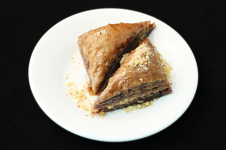 Пахлава шоколадная