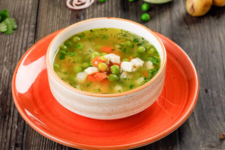 Суп Пилеча чорба