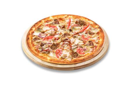 Пицца Аморе Мио Барбекю с говядиной