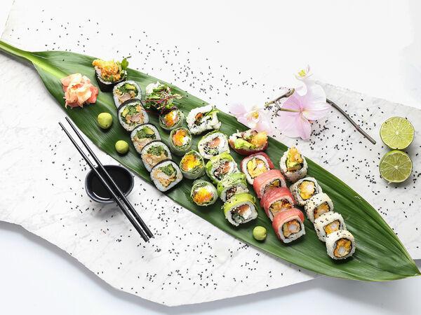 Миссури  суши-ролл