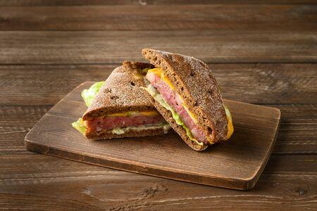 Сэндвич Баварский мясной