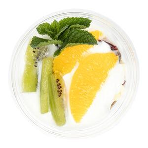 Парфе с фруктами «Хлеб Насущный»