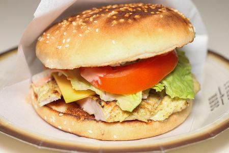 Чизбургер Чикен гриль