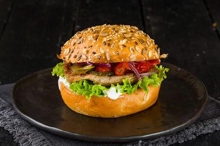 Бургер от Чики