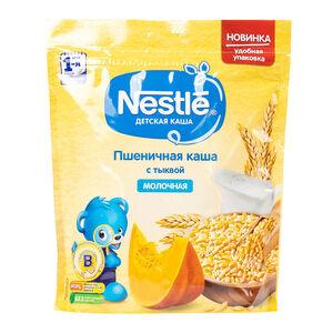 Nestle пшеничная тыква с 5 месяцев