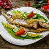 Фото к позиции меню Рыба по-ливански на гриле