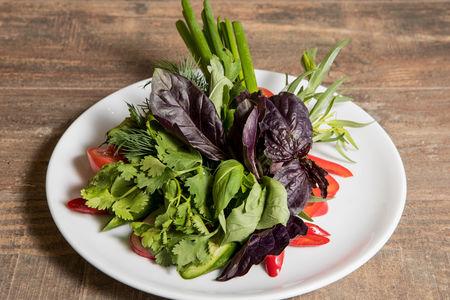 Ассорти Бакинских овощей