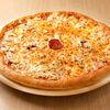 Фото к позиции меню Пицца Пепперони и грибы