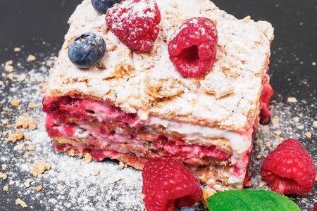 Пироженое Маскарпоне