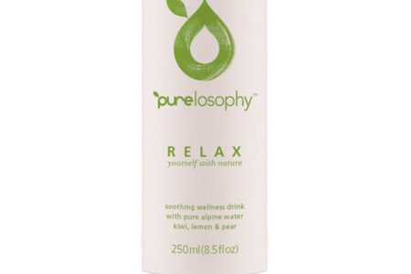Напиток функциональный Purelosophy Relax, 0,25 л