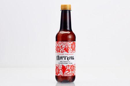 Питень в бутылке