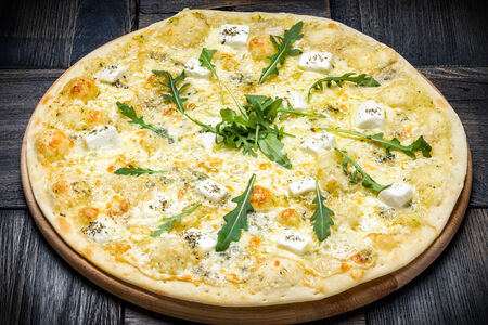 Пицца Кватро Формаджио