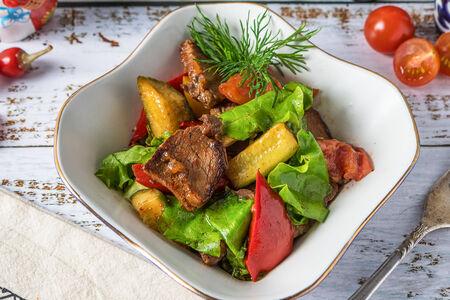 Аччик-салат