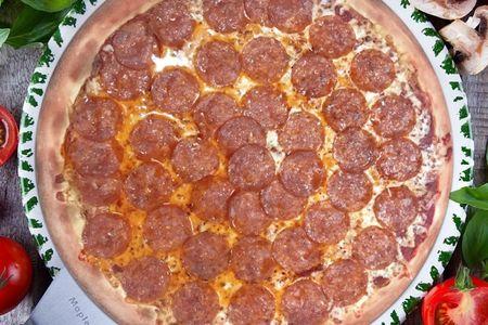 Пицца Пепперони Максимум