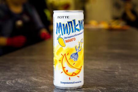 Напиток Milkis манго