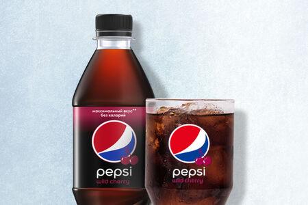 Pepsi Wild Cherry