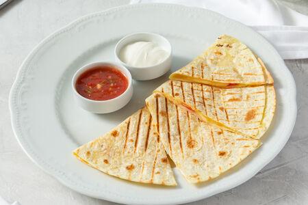 Кесадия с сыром