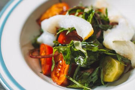 Салат с бакинскими томатами