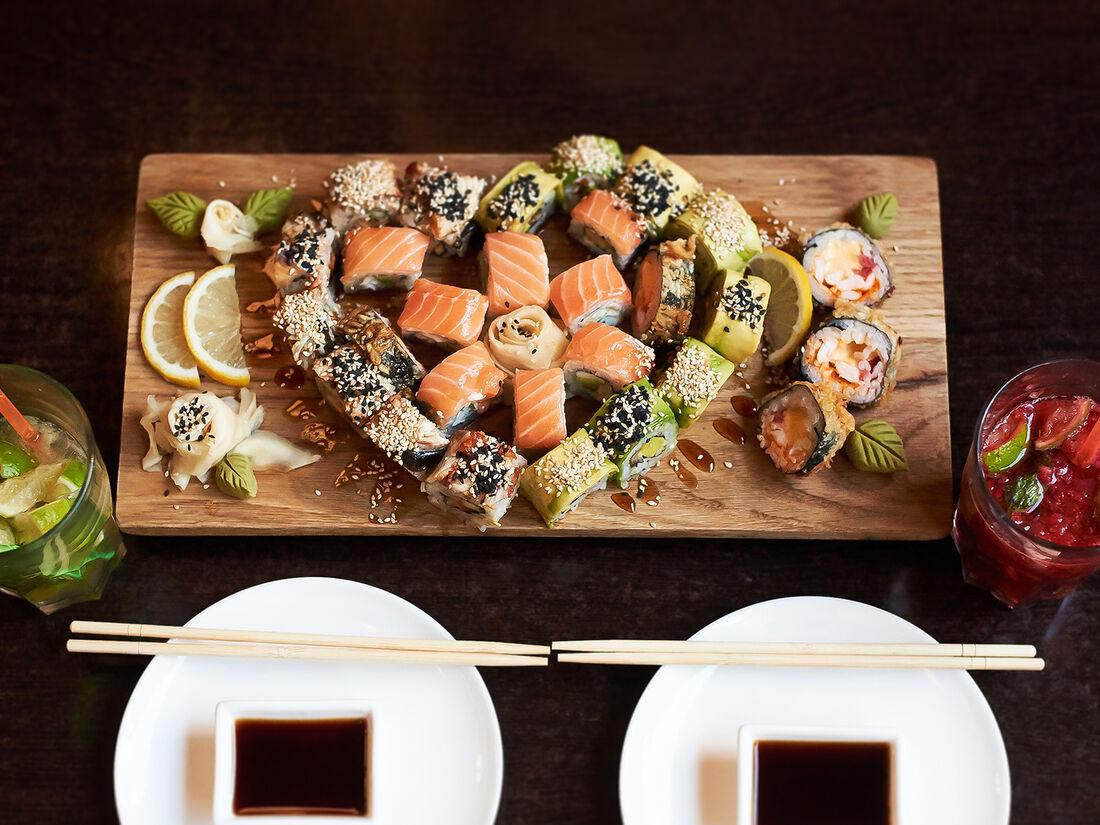 Перелетные Sushi
