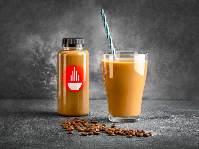 Холодный вьетнамский кофе со сгущёнкой