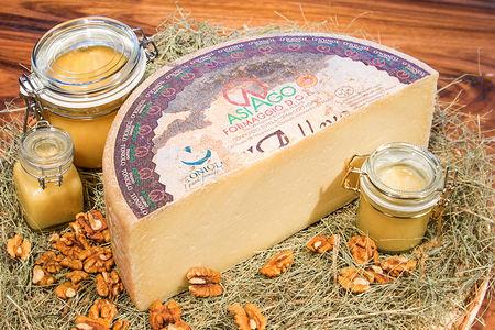 Сыр Азиаго Аллево
