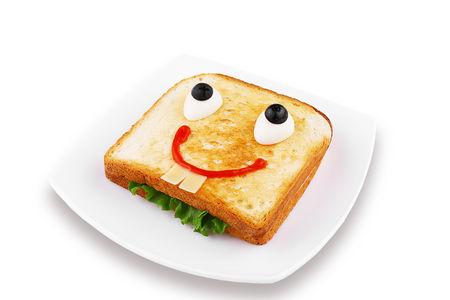 Сэндвич Улыбка