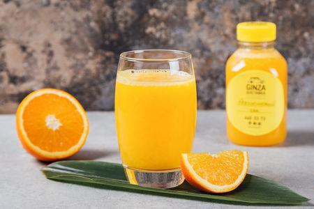 Сок свежевыжатый Апельсин