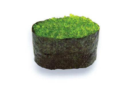 Суши Тобико зеленая