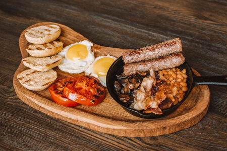 Английский завтрак Moriarty
