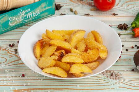 Картофель фри по-деревенски