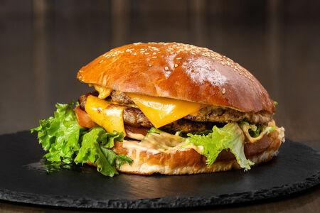 Бургер Гриль с говядиной