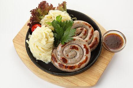 Колбаски Баварские