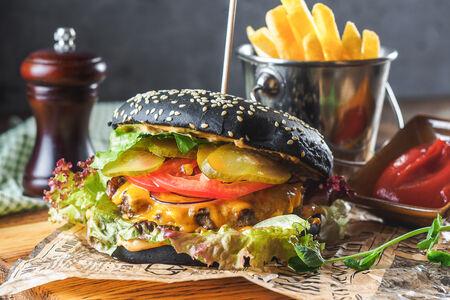 Блек Чизбургер