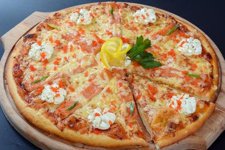Пицца Филадельфия люкс