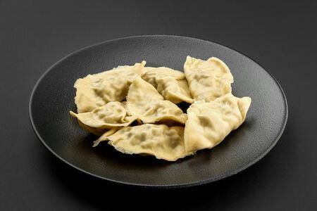 Китайские цзыо-цзы с креветками