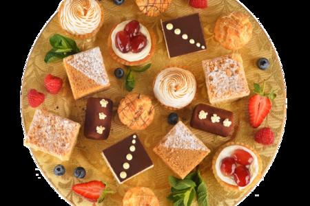 Набор мини-пирожных от шеф-кондитера
