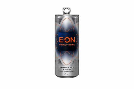 Энергетический напиток E-on Апельсин