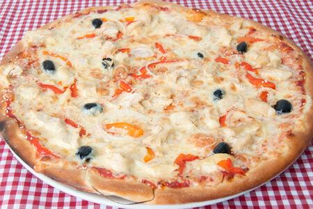 Пицца Кон галлина