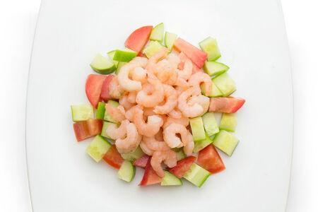Эби салат