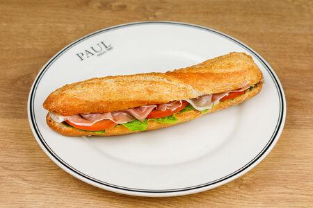 Сэндвич с окороком
