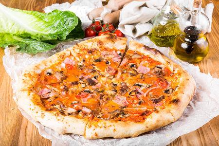 Пицца Баварезе Романьо