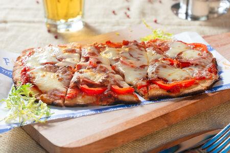Пиццетта пепперони