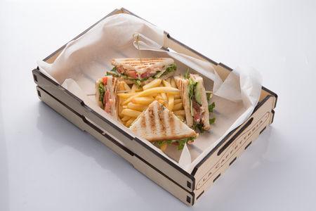 Сэндвич аль сальмоне