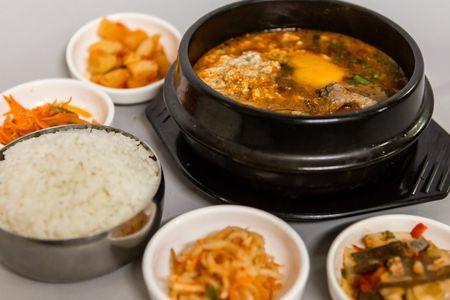 Суп Согоги сунтубу
